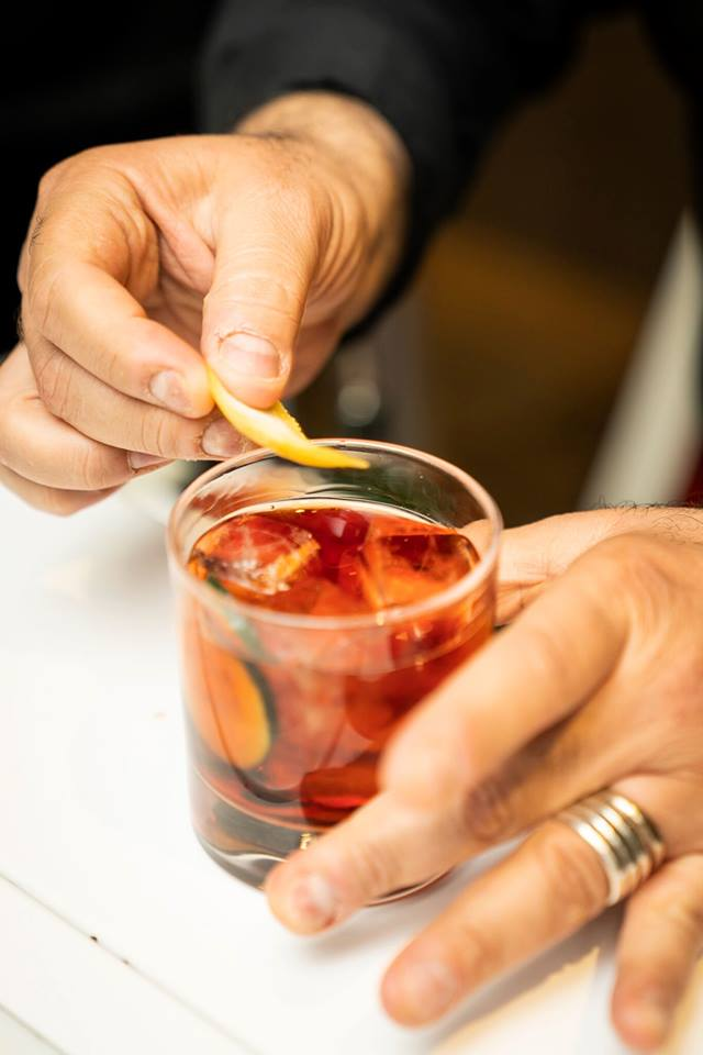 florence cocktails week negroni