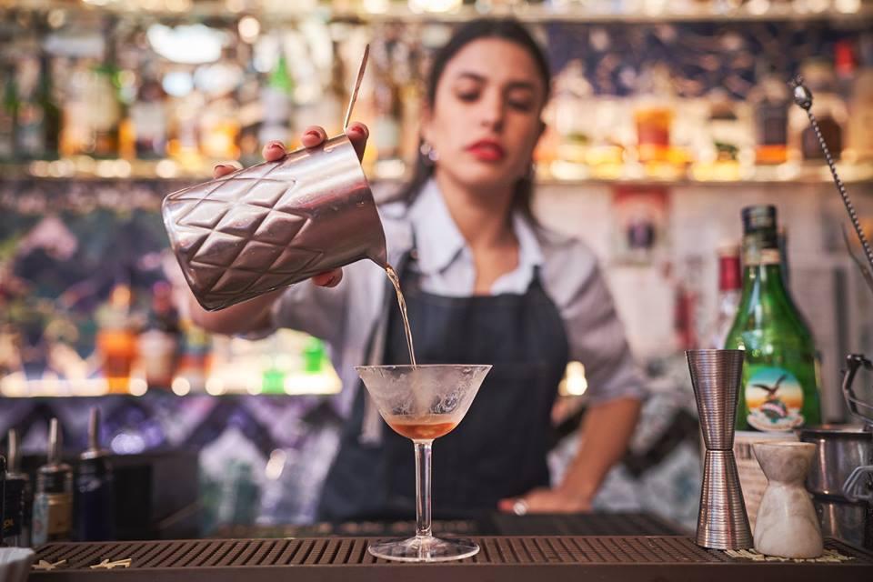 florence cocktail bartender
