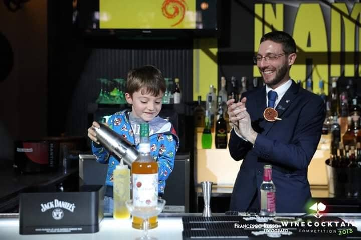 winecocktail competittion 2018