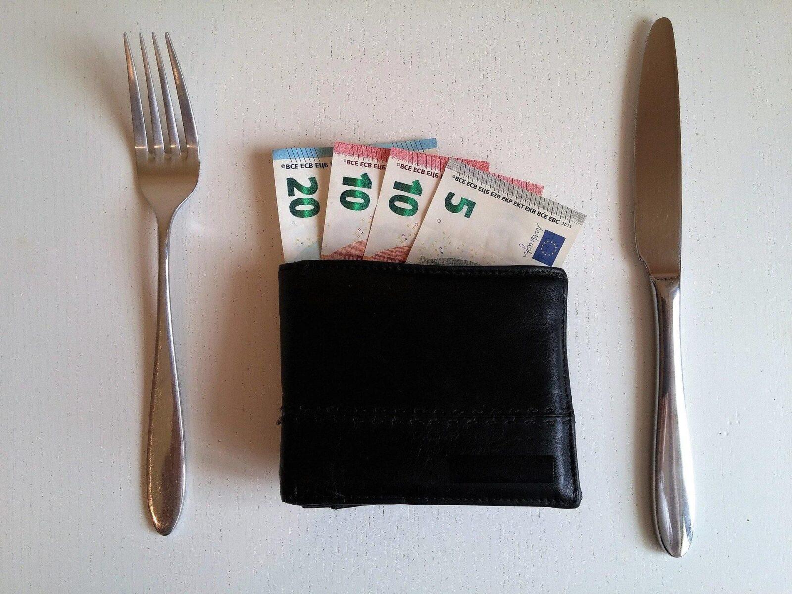 soldi, pagamenti