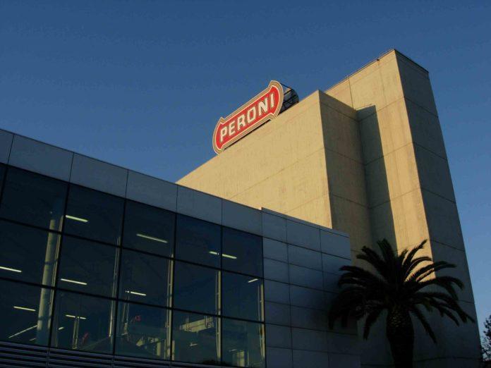 Stabilimento della Birra Peroni