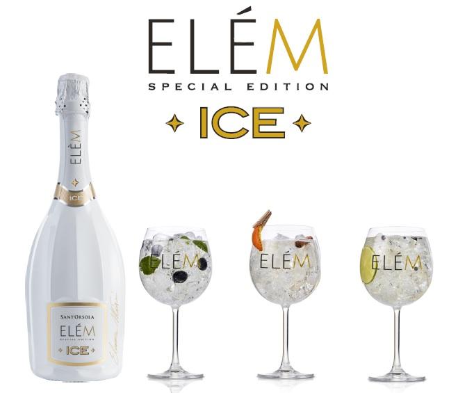 Elèm Ice Bottiglia