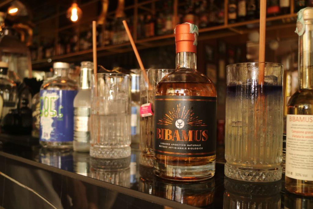 Sour Fresh Bibamus Cocktail