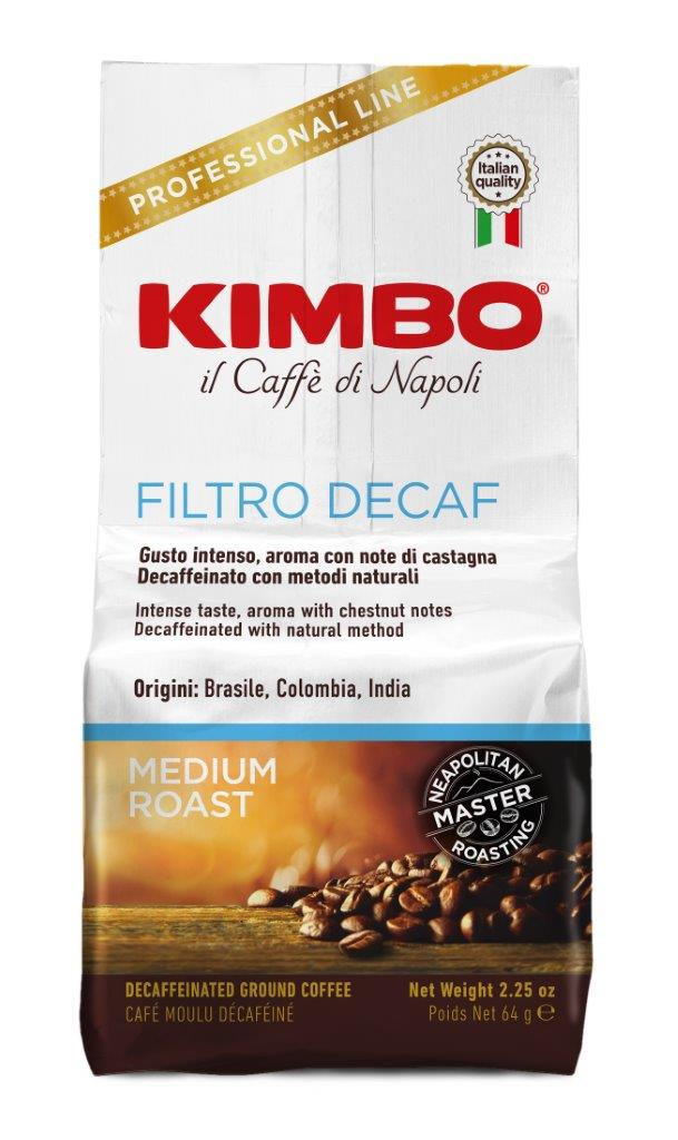 caffè kimbo decaffeinato