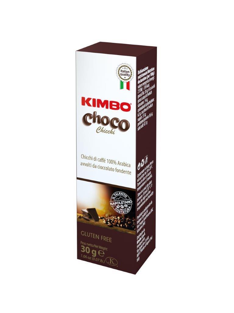 caffè kimbo cioccolato