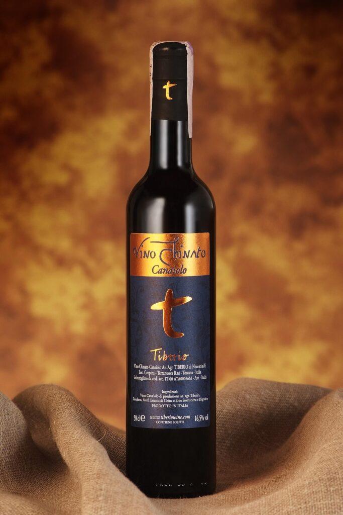 Bottiglia di Canaiolo Chinato