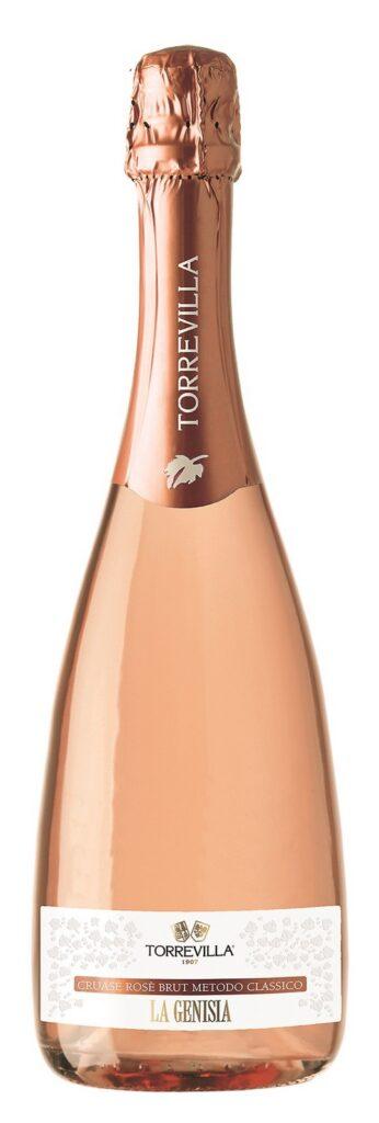 Bottiglia Torrevilla Cruase Rosè dogp