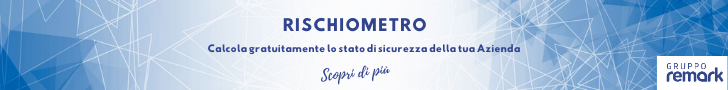 Banner Rischiometro