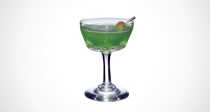 San Patrizio, cocktail: EVERY-BODY'S IRISH COCKTAIL