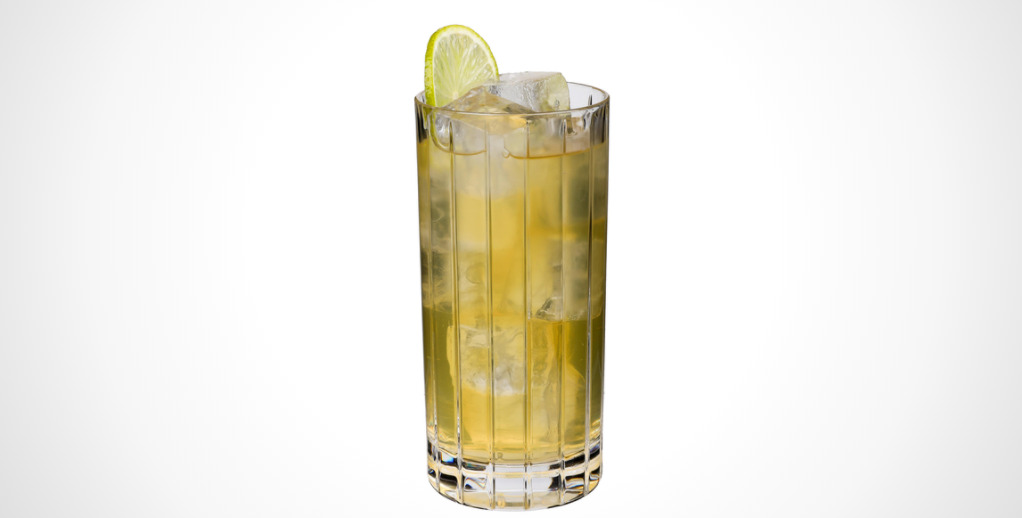 Cocktail: IRISH BUCK