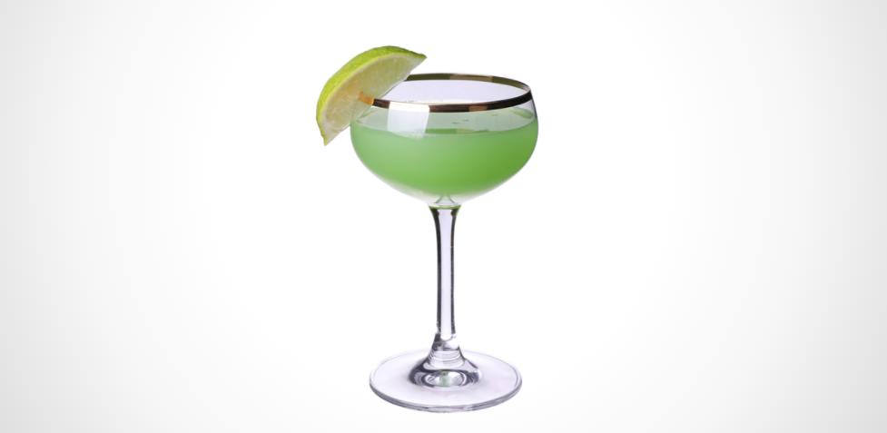 San Patrizio, cocktail: SHAMROCK SOUR