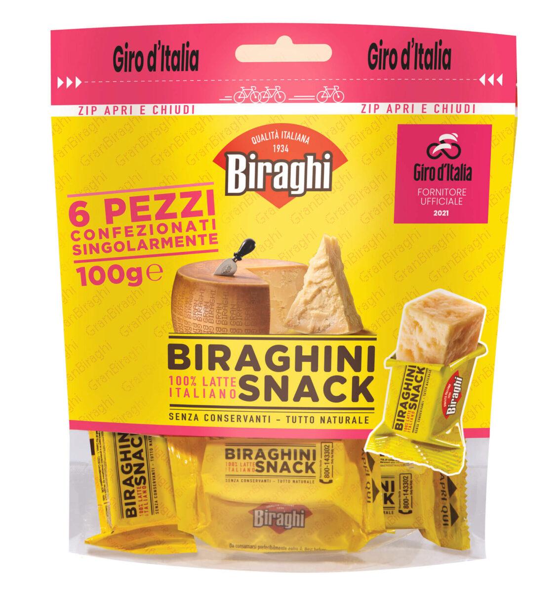 Biraghini Snack