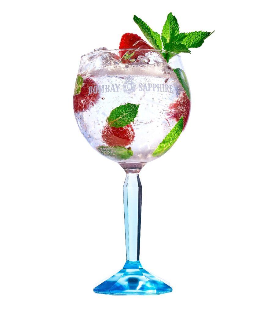 Bombay Gin & Tonic Twist