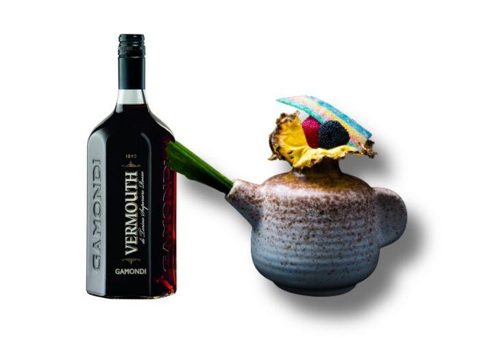 Mary Poppins drink Fabio Camboni Vermouth Gamondi