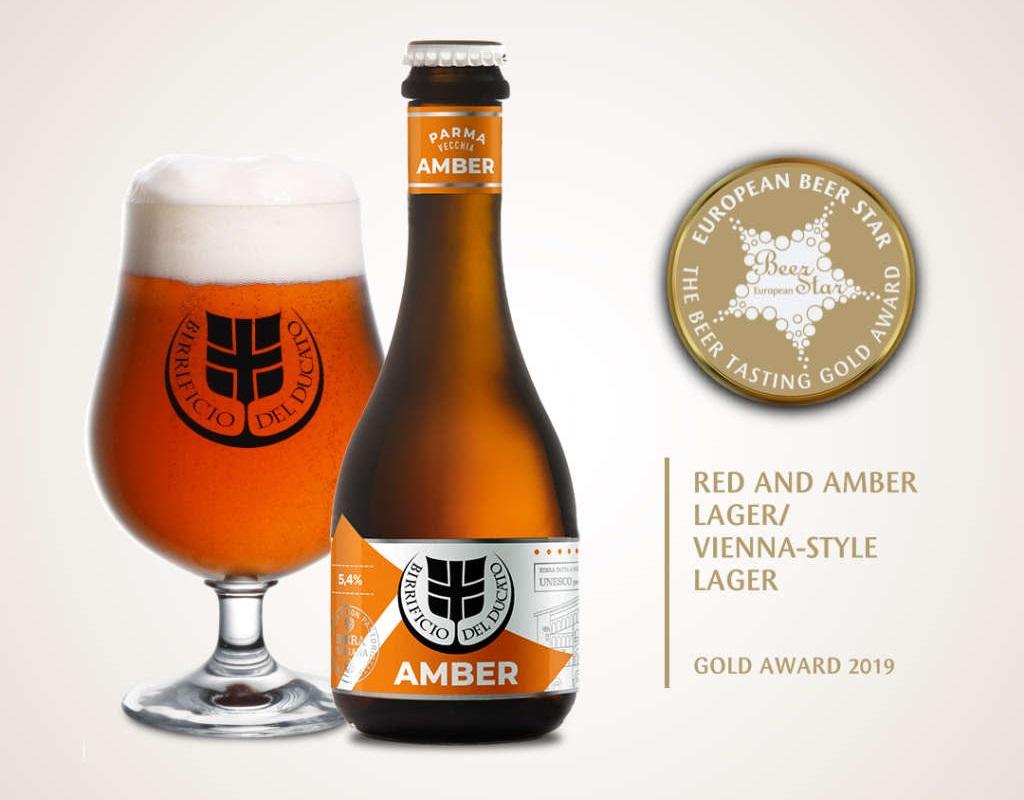 Parma Amber, birra Del Ducato