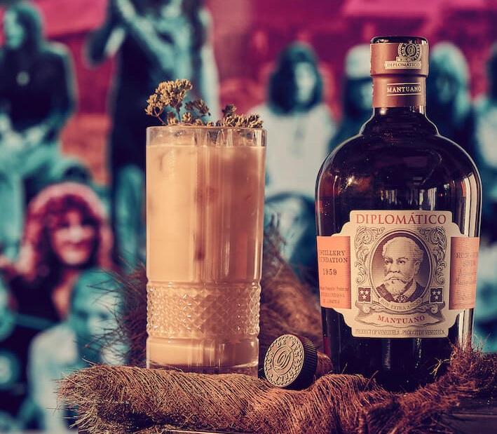 Rum Diplomático ROCKFIELD