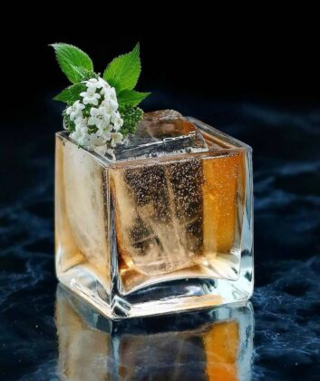 The Meady Gin Tonic