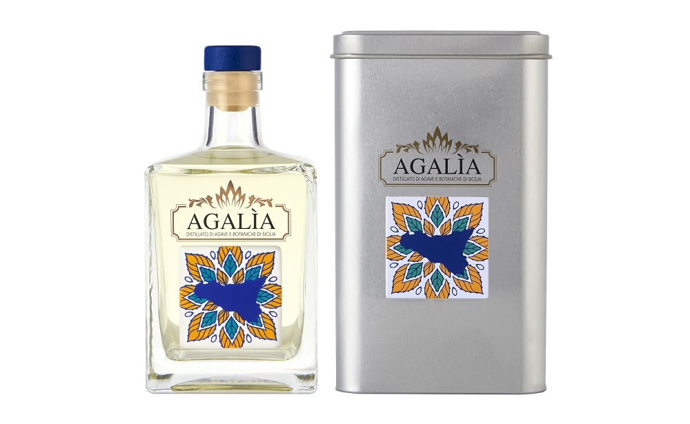 Agalìa, bottiglia