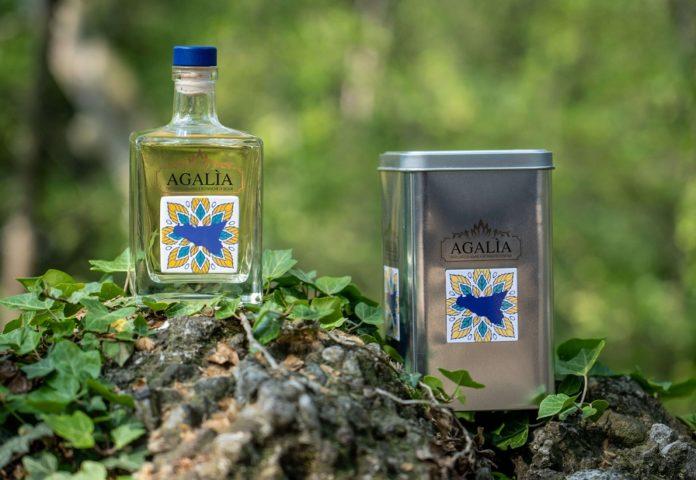 Agalìa, distillato d'agave