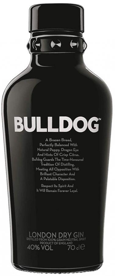 Bulldog gin, G&J Distillers