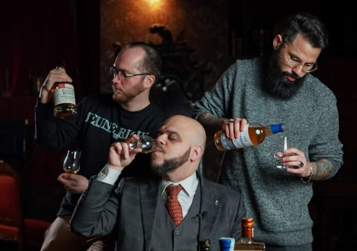 Whisky For Breakfast team