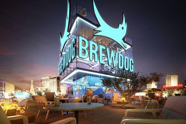 Brewdog, pub a Las Vegas