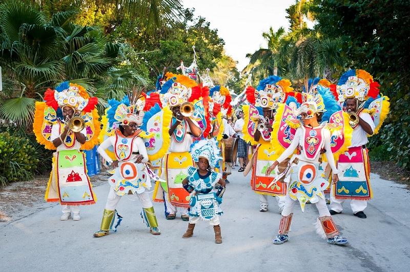 Festa di Junkanoo, Bahamas
