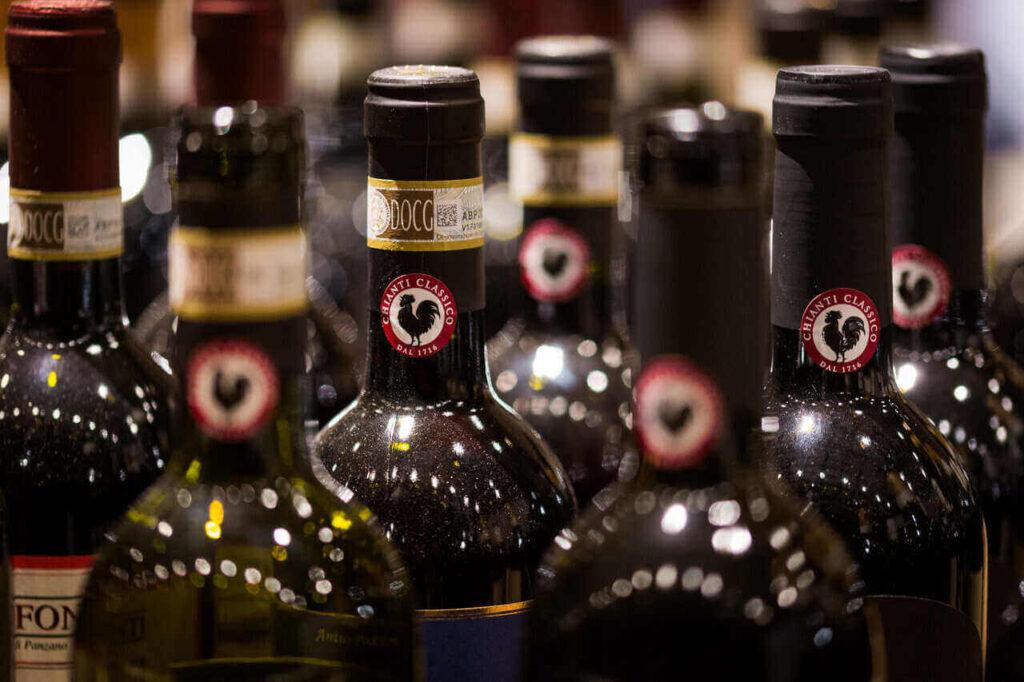 Bottiglie Chianti Classico Collection