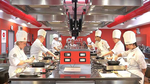 Bella Italia #passionecucina 2012, CAST Alimenti