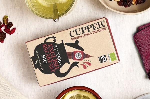 Tè e Infusi Cupper