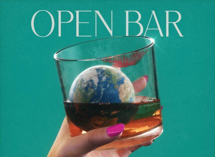 Open Bar, cover nuovo singolo de il Pagante