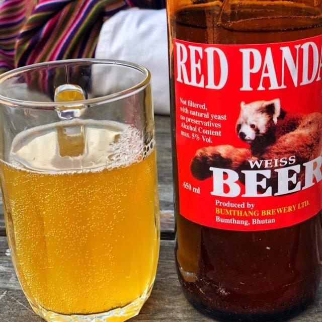 Red Panda, birra