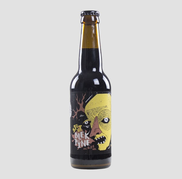 birra Black bird