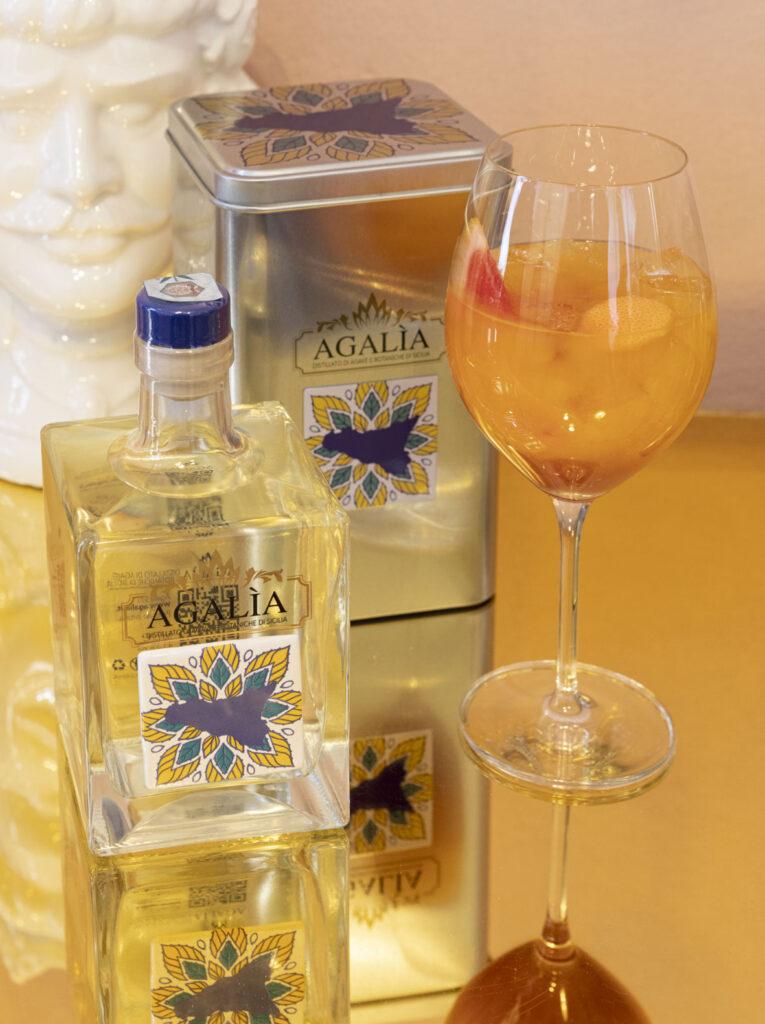 Cocktail Tramonto a Selinunte
