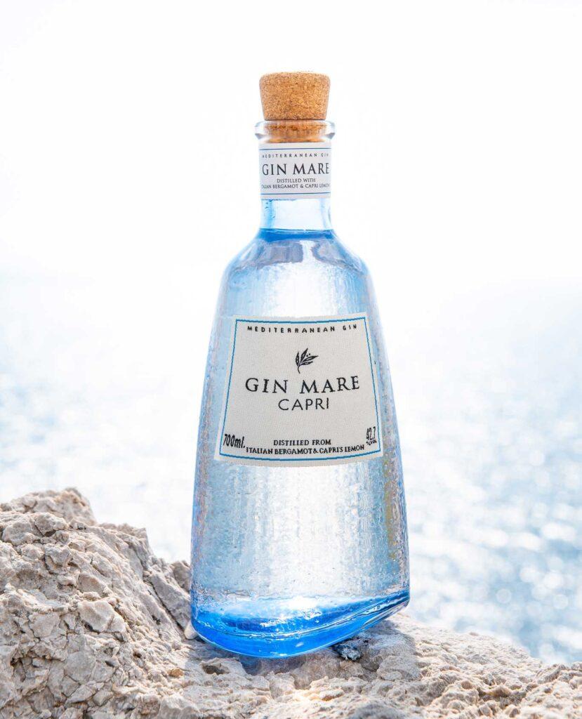bottiglia Gin Mare Capri