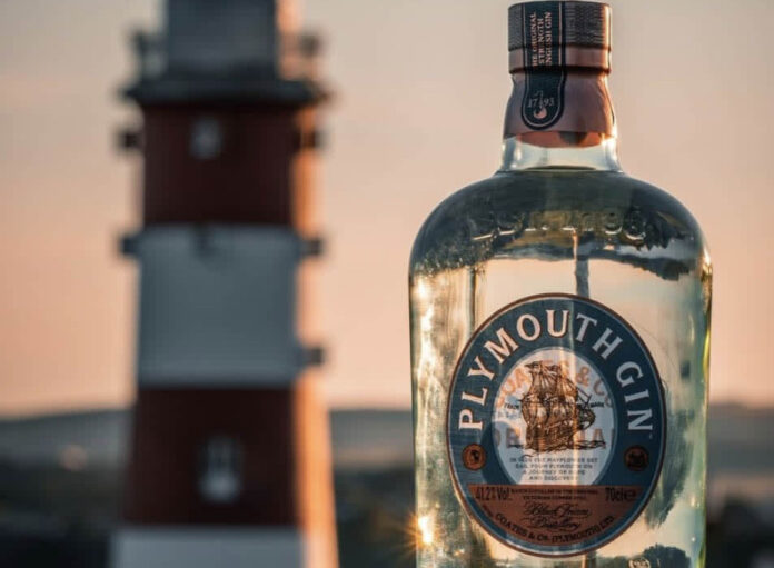 Gin Plymouth della Black Friars Distillery