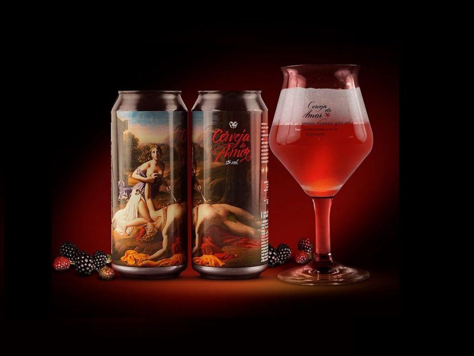 Cerveja Do Amor, birra Brasile