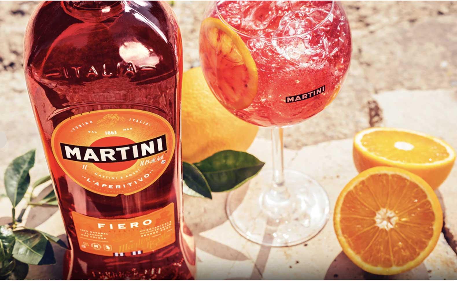Drinks Fiero&Tonic