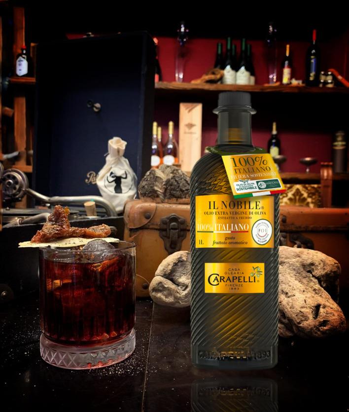 Cocktail Olio Carapelli