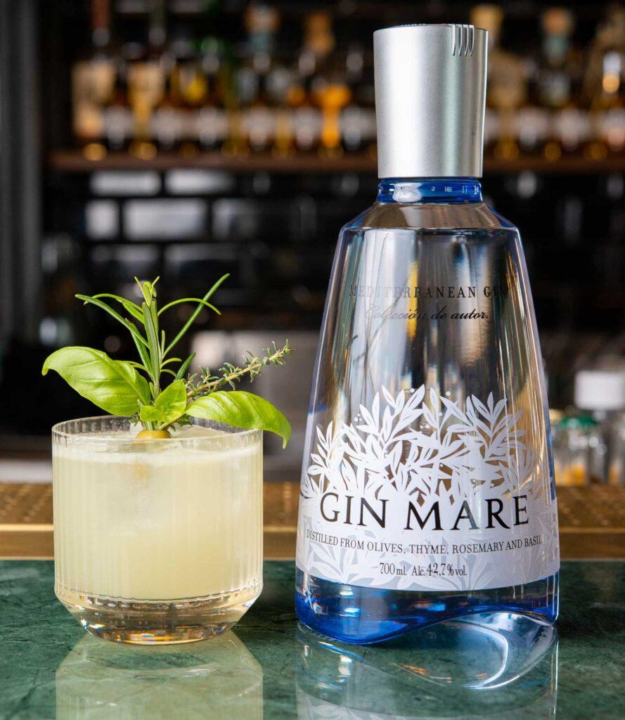 Cocktial Mediterranean Smash