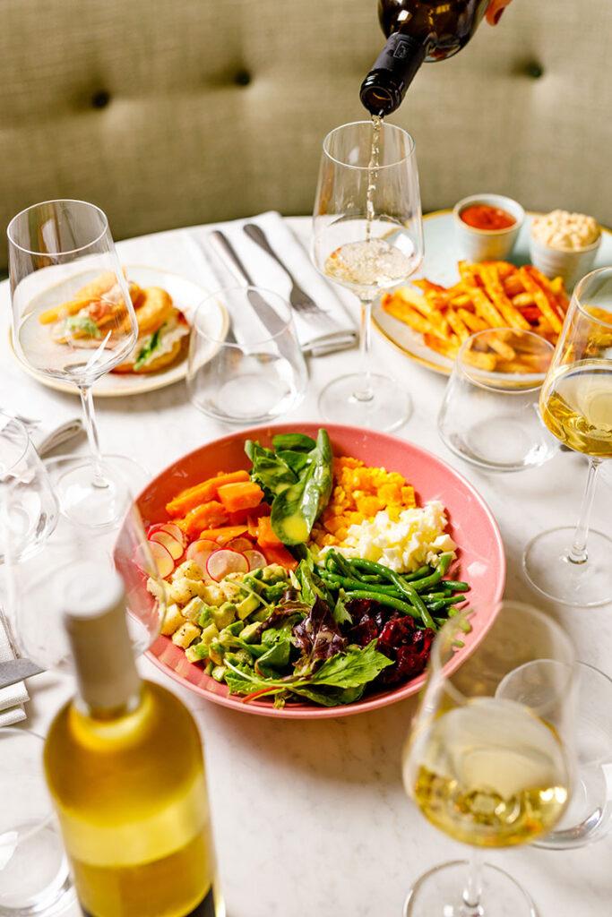 Non McCarthy Salad