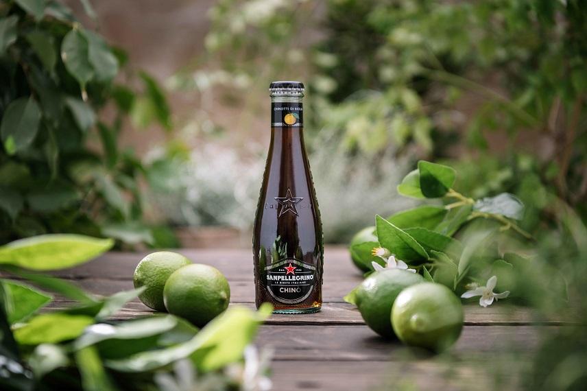 Bibite Sanpellegrino, bottiglia