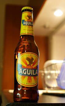 Aguila, birra Colombia