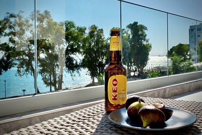 KEO, birra di Cipro