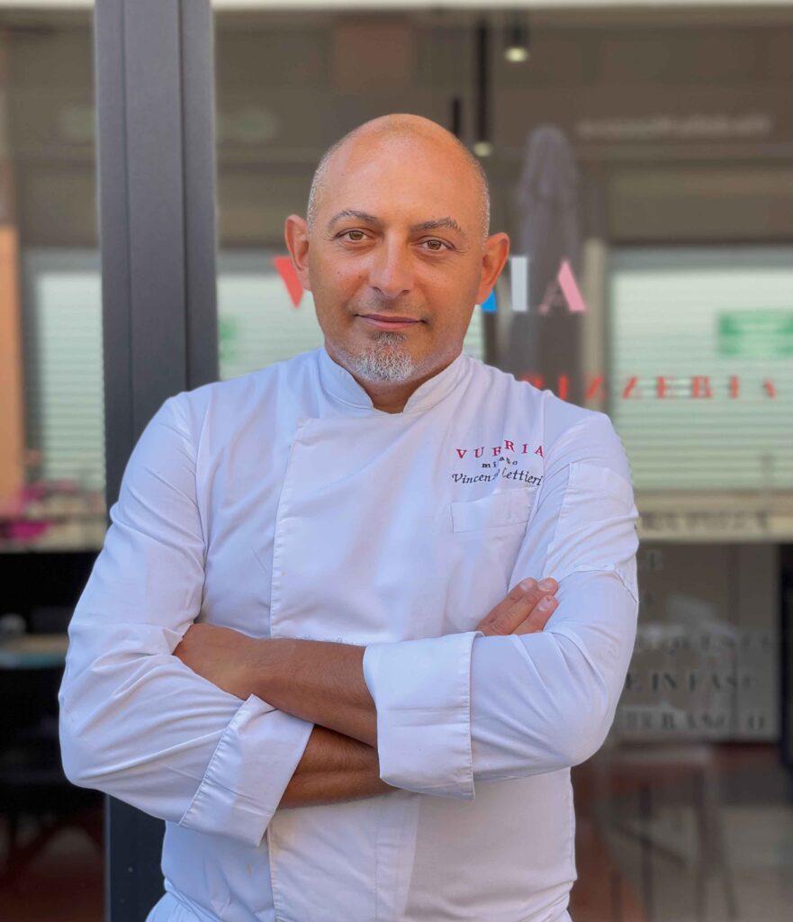 Chef Pizzaiolo Vincenzo Lettieri