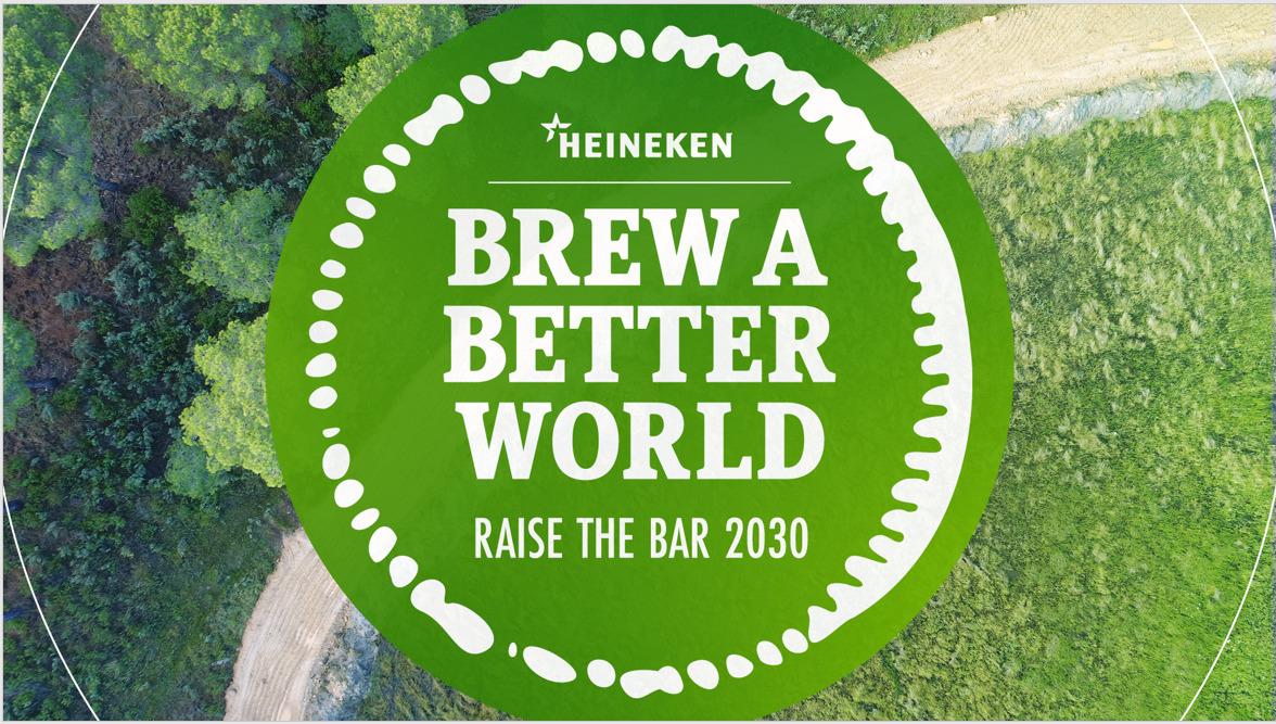 Heineken, Brew A Better World