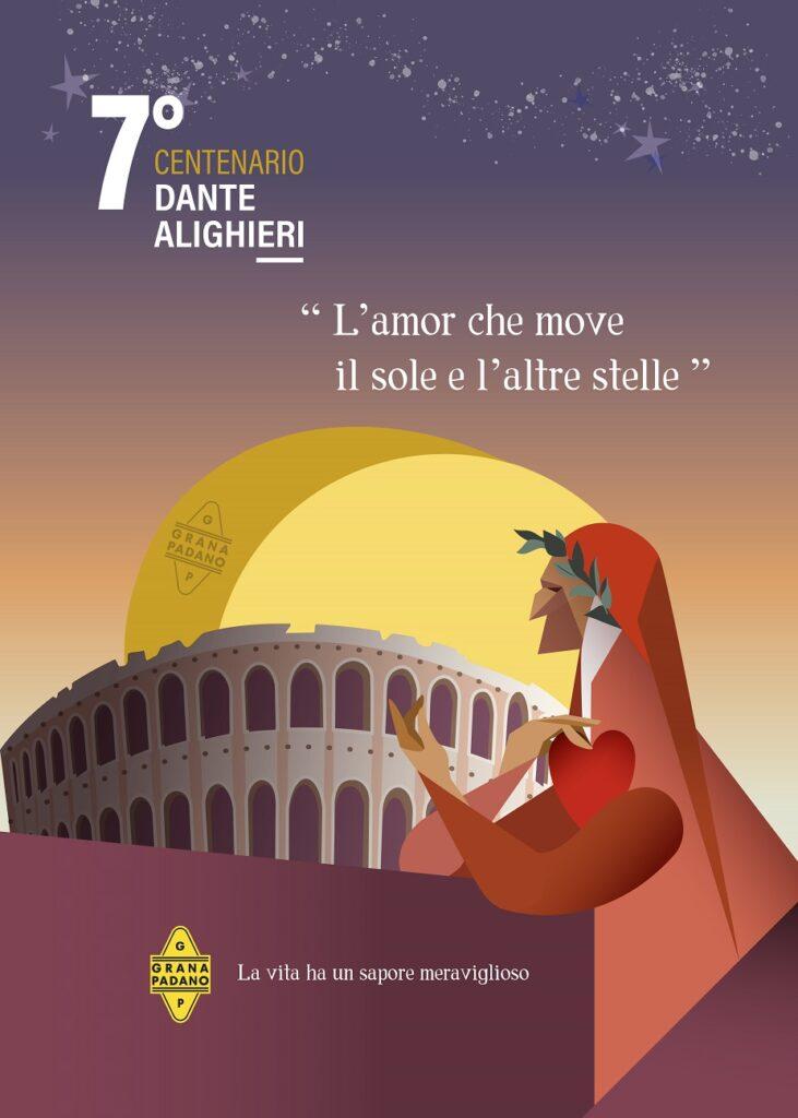 locandina evento Dante Alighieri