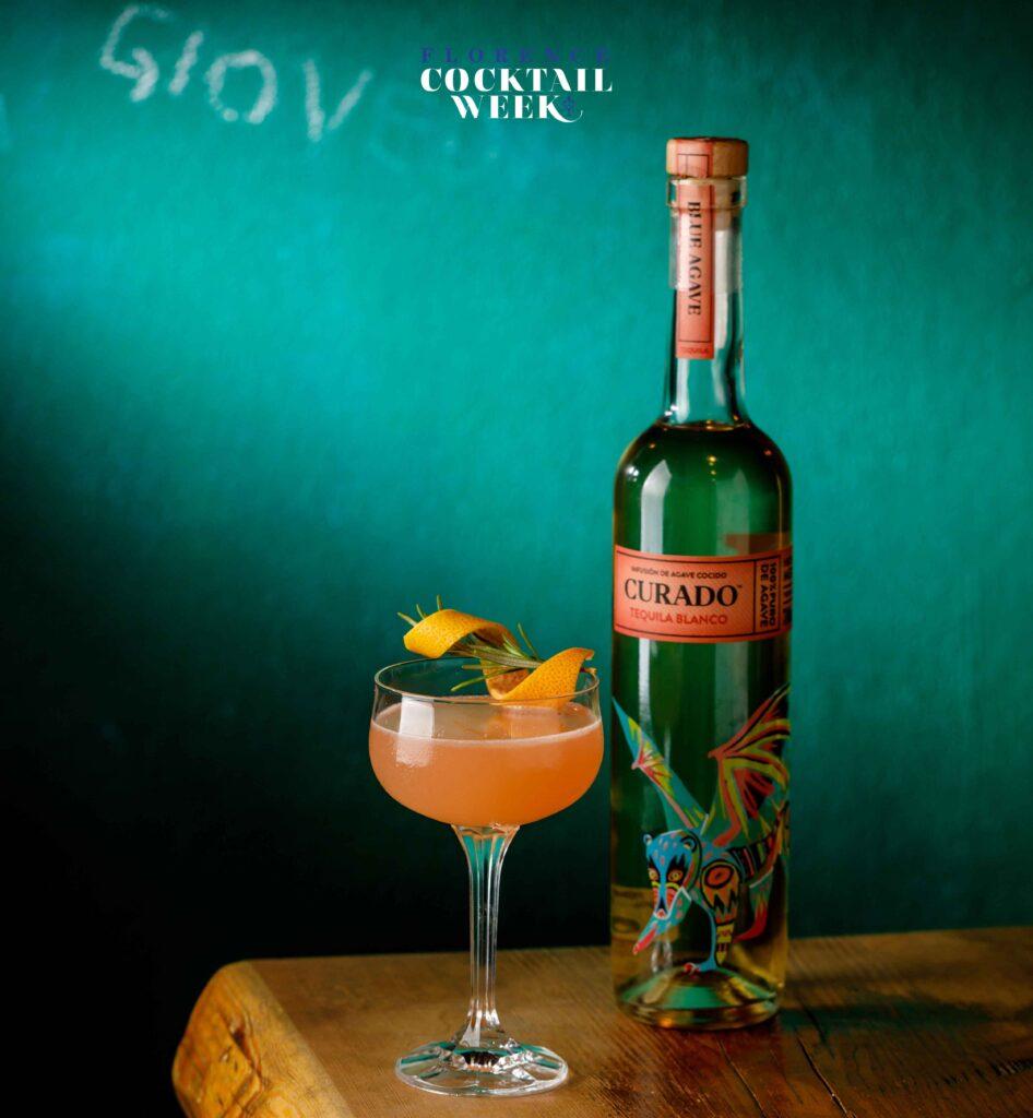 MAD cocktail, Vantaguard Tequila Curado