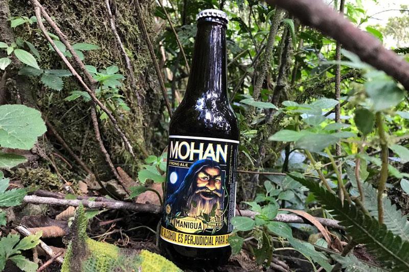 birra Manigua Mohan Strong Ale