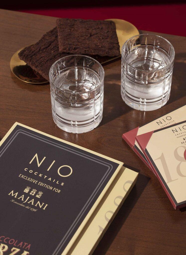 NIO cocktails per Mijani